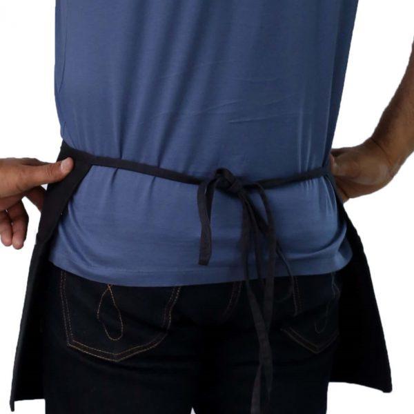 waist apron's tie straps