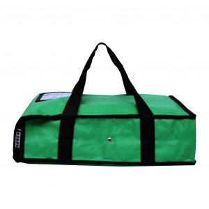 Green Pizza Delivery Bags
