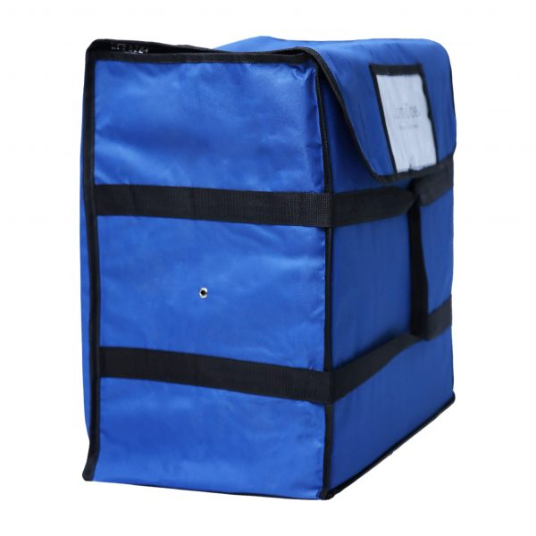 Blue Pizza Delivery Bags