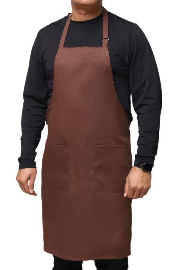 Adjustable Brown Aprons