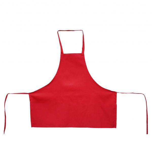 red bib aprons