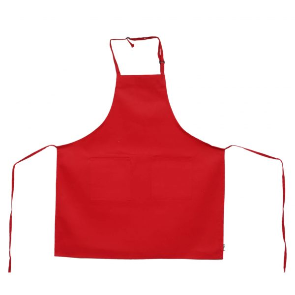 Red Adjustable Aprons