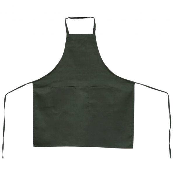30 x 32 Hunter Green Aprons