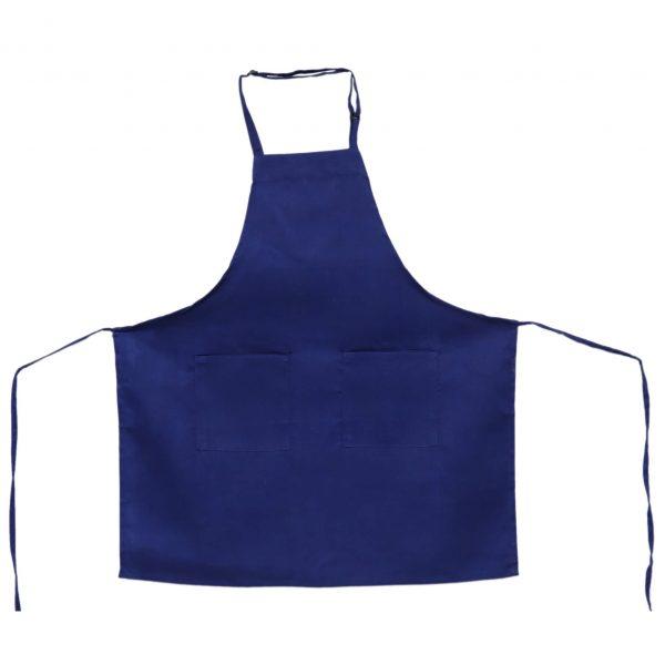 Royal Blue Adjustable Aprons