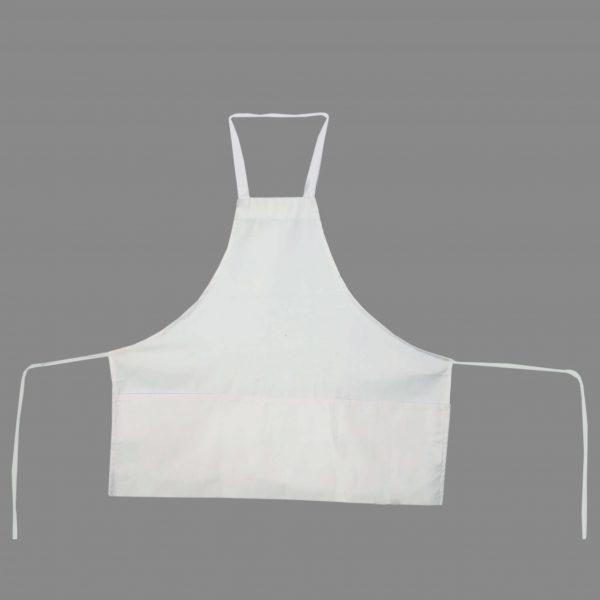 25 x 30 white aprons
