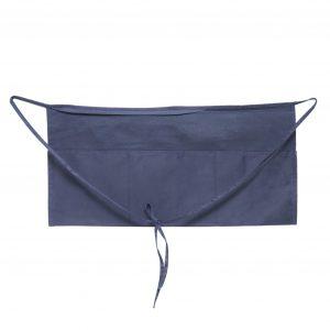 navy blue waist aprons