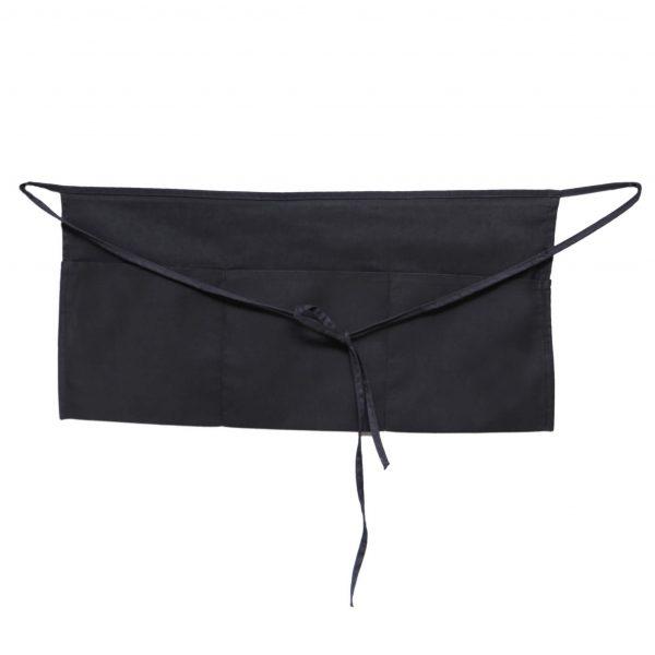 black waist aprons