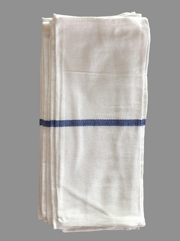 Kitchen Towel Blue Striped