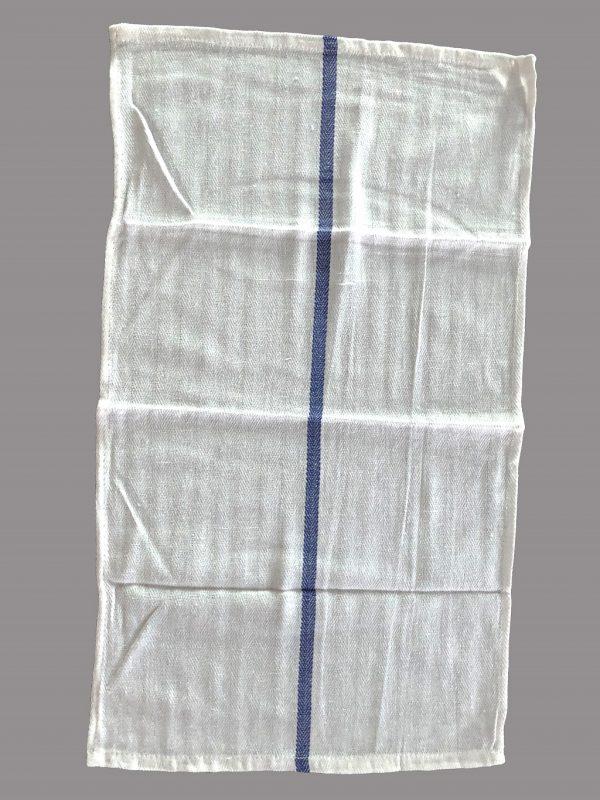 Blue Striped Kitchen Towels