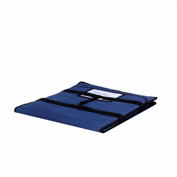 Large Blue Pizza Delivery Bags