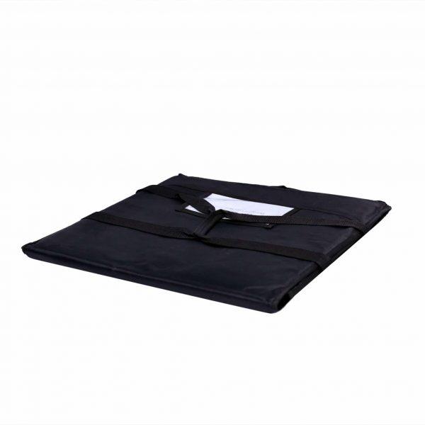 Black Color Large Pizza Delivery Bag