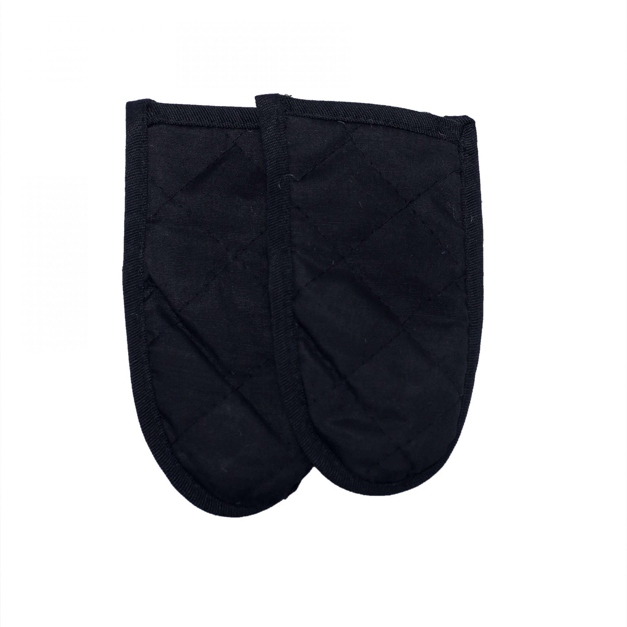 professional black hot handle holders