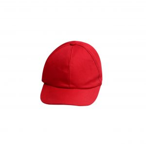 red adjustable baseball caps