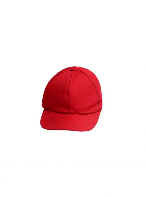 red adjustable baseball caps