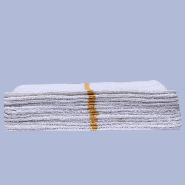 Golden strip bar towel (dozen)