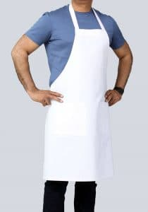 aprons with pockets