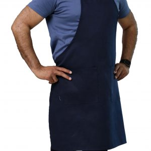Navy Blue Adjustable Aprons