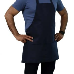 apron with pockets