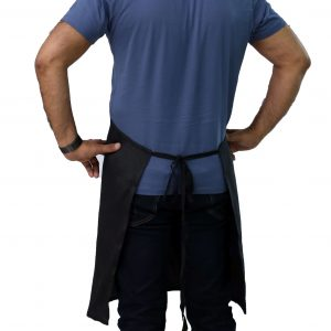 economy apron tie straps