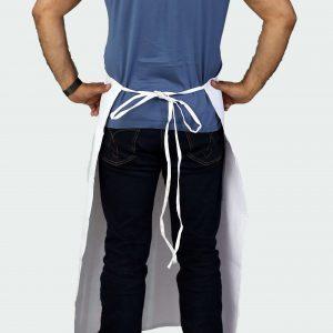 professional aprons tie straps