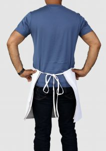 4 way apron's tie straps