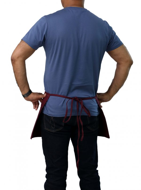 waist apron tie straps