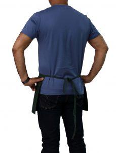 tie straps of waist apron