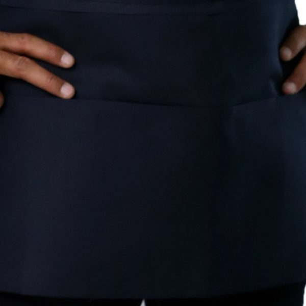 close capture apron's pocket