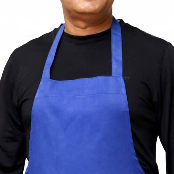 blue Aprons neck style