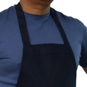 bib apron with pockets