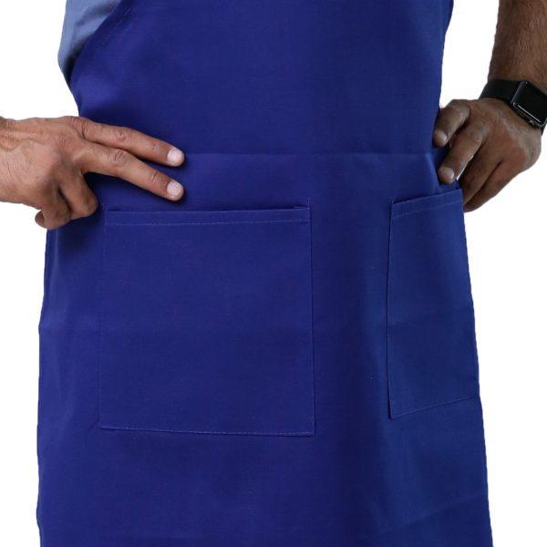 blue apron's pocket design