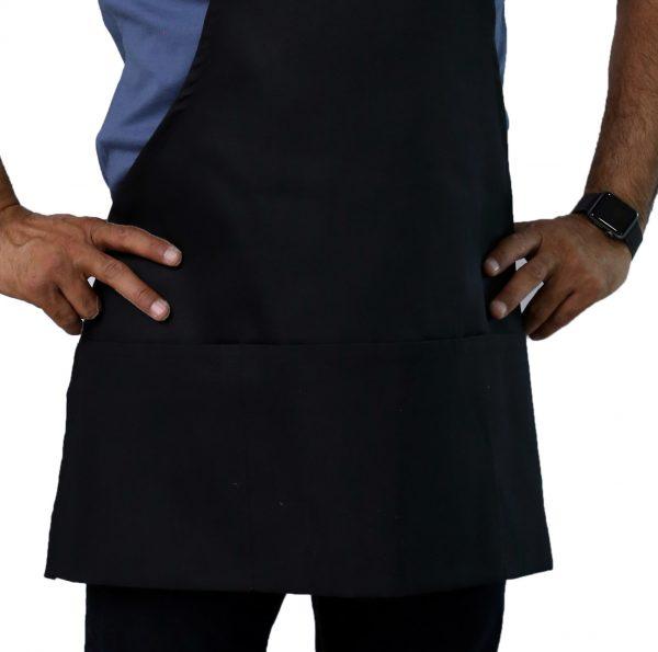 restaurant apron's pockets