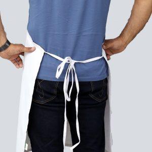 professional apron's tie straps