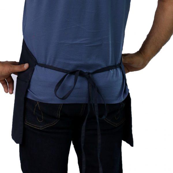navy blue tie straps