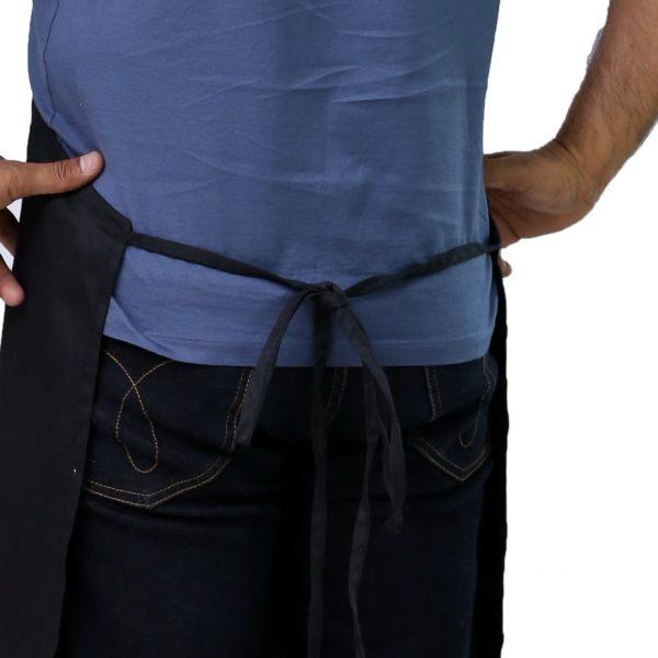 tie straps for black bib apron