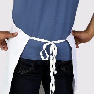 economy apron elastic tie straps