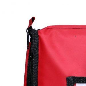 Food Bag's Zipper Closure